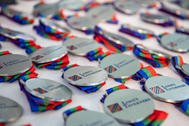 Lord's Taverners medals