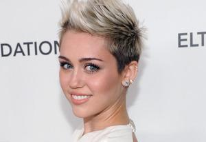Miley Cyrus   Photo Credits: Jamie McCarthy/Getty Images