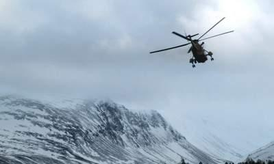 Avalanche: Three People Airlifted To Hospital