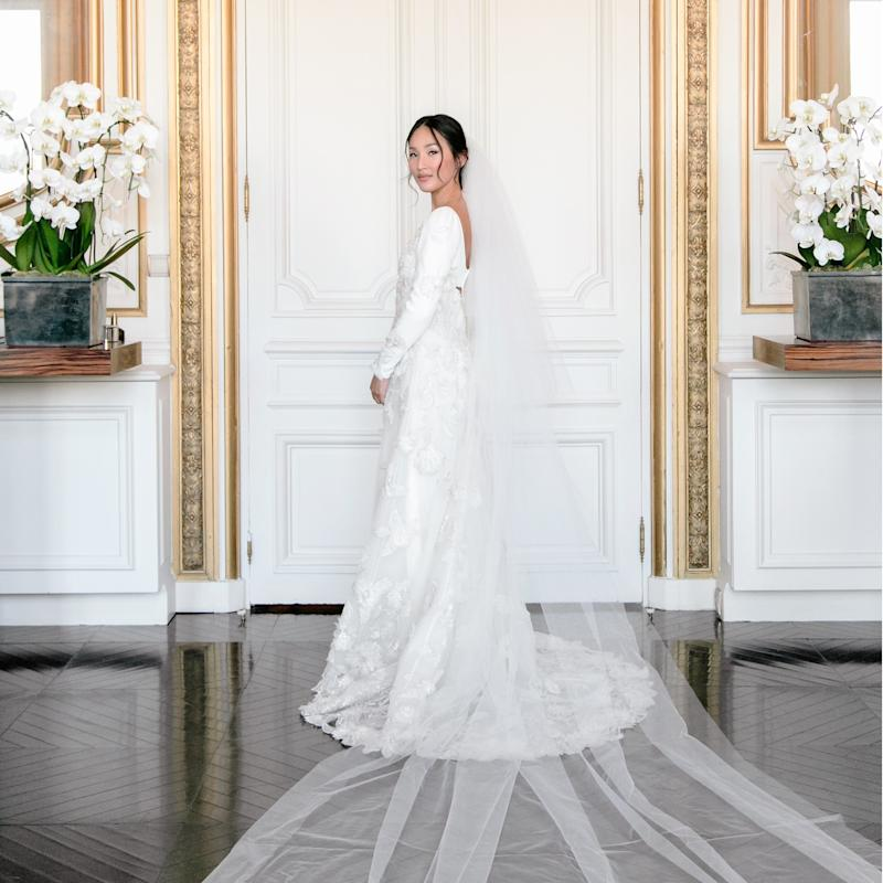 Tony Ward La Mariée Fall 2018 Wedding Dresses: 5 Couture Dresses And Countless Instagram Likes: Inside