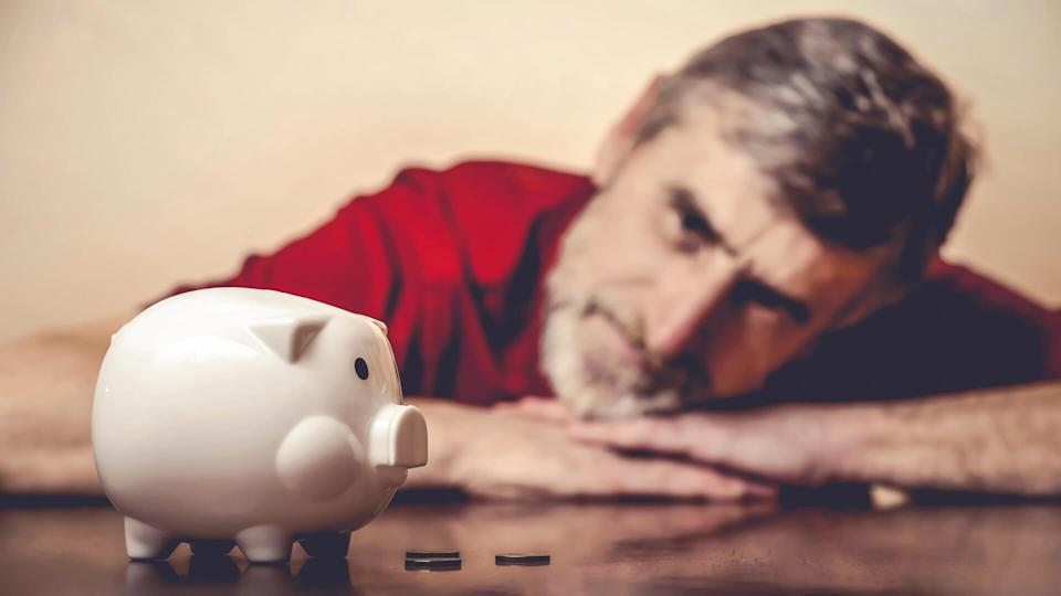 """<p>Retirement is the culmination of decades of financial decisions, and the unfortunate truth is that some of those decisions aren't always good. This is exceedingly common, in fact. At present, millions of Americans are making financial choices that will hurt them down the road. According to a <a href=""""https://www.gobankingrates.com/retirement/planning/why-americans-will-retire-broke/"""" rel=""""nofollow noopener"""" target=""""_blank"""" data-ylk=""""slk:GOBankingRates survey"""" class=""""link rapid-noclick-resp"""">GOBankingRates survey</a>, an alarming 42 percent of Americans will retire broke.</p> <p>To gain a better understanding of the financial decisions that can tarnish one's golden years, GOBankingRates interviewed five real retirees. Although they're largely content, they all had at least one nagging money regret they still think about. Keep reading to learn their financial mistakes and <a href=""""https://www.gobankingrates.com/retirement/planning/abcs-happy-retirement/"""" rel=""""nofollow noopener"""" target=""""_blank"""" data-ylk=""""slk:what you can do instead to ensure a happy retirement"""" class=""""link rapid-noclick-resp"""">what you can do instead to ensure a happy retirement</a>.</p>"""
