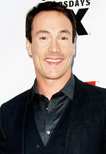 Chris Klein | Photo Credits: Beck Starr/FilmMagic