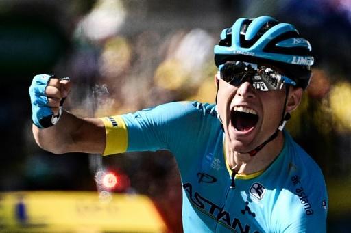 Cort Nielsen wins Stage 15, Thomas keeps Tour lead on Froome