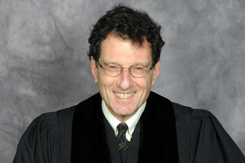 FILE PHOTO:  Federal Judge Dan A. Polster, of the U.S. District Court's Northern District of Ohio, poses in an undated photo