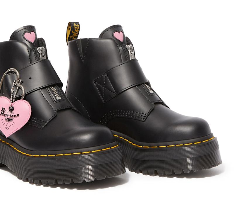 51435b01eab Doc Martens and Lazy Oaf Partnered on Their Second Shoe Collaboration