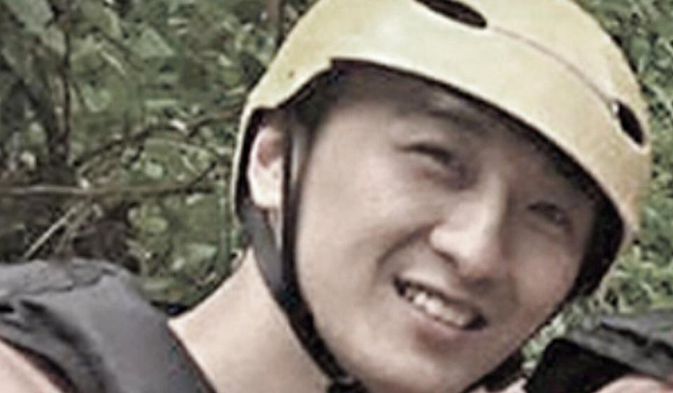 Alex Chow was said to be a positive and diligent student. Photo: Handout