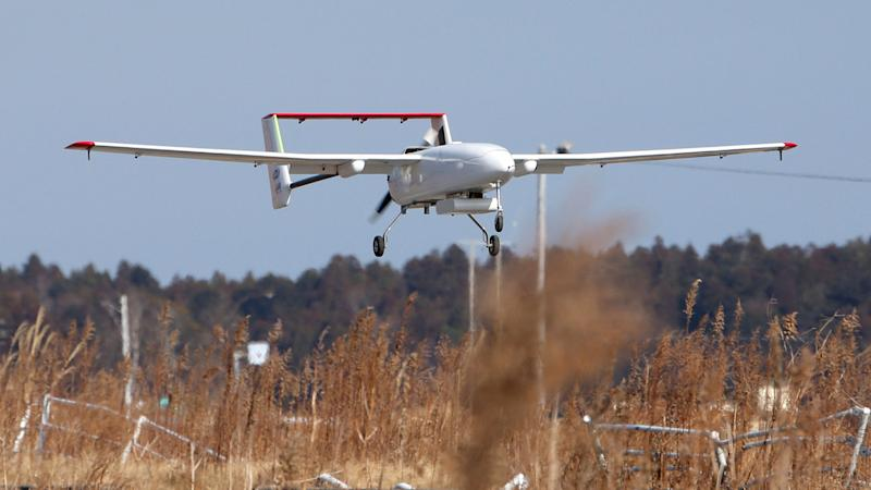 Drone to check Japan nuke plant radiation