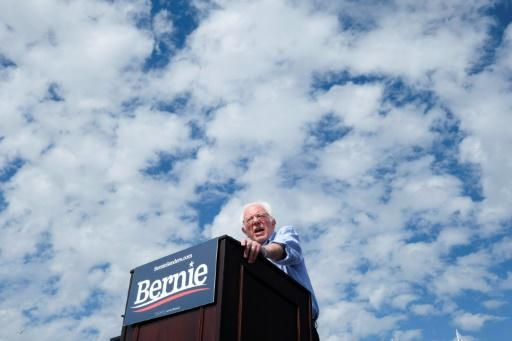 US Senator Bernie Sanders, a leftist firebrand, leads in the race for the Democratic presidential nomination, and polling showed he is likely to win Nevada, which votes on February 22