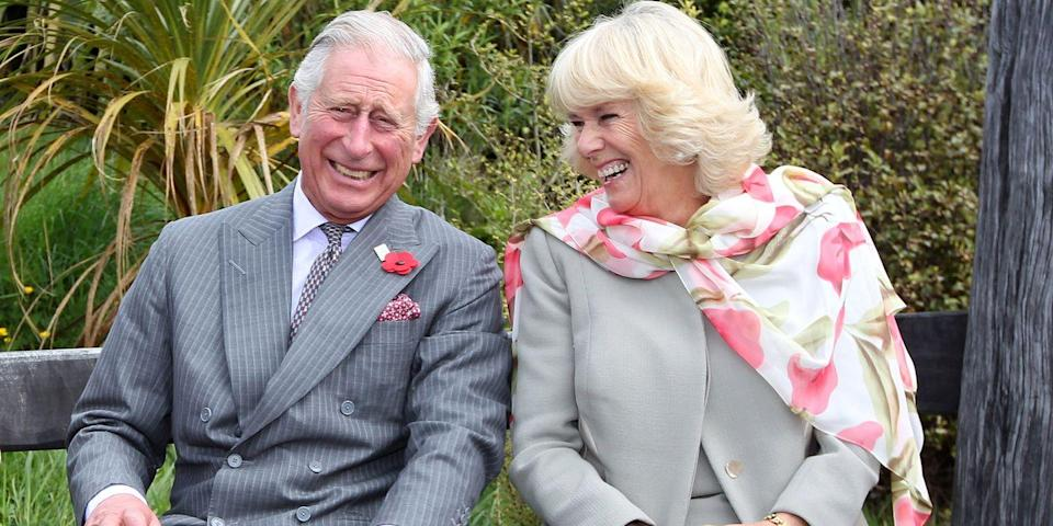 <p>Giggling with Camilla at the Orokonui Ecosanctuary in Dunedin, New Zealand.</p>