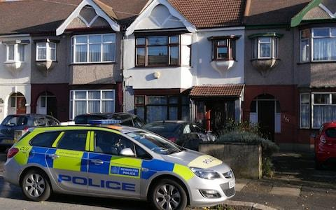 The murder took place in Ilford, east London - Credit: Triangle News