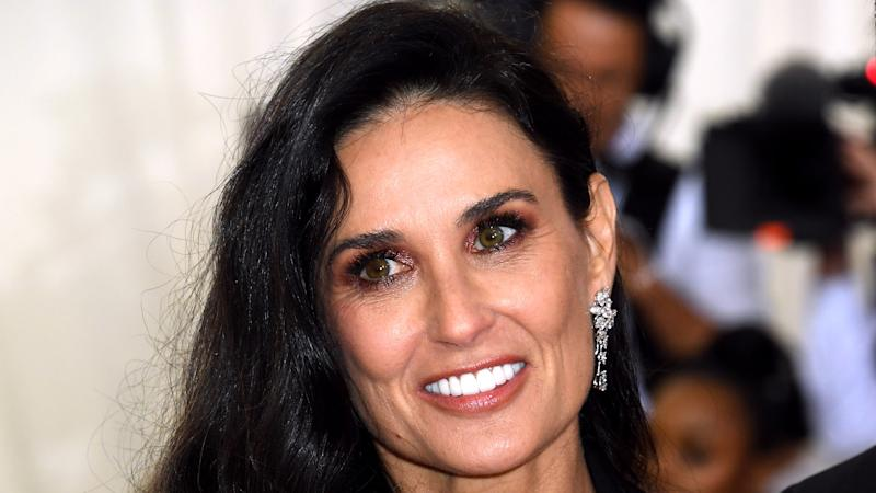 Demi Moore reveals she had a failed audition for 1980s classic film Top Gun