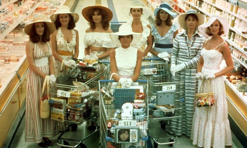 The 1975 film version of The Stepford Wives.