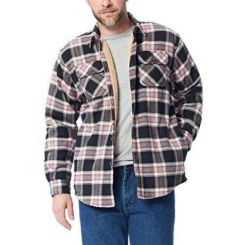 "<p><strong>Wrangler</strong></p><p>amazon.com</p><p><a href=""https://www.amazon.com/dp/B07C826H6V?tag=syn-yahoo-20&ascsubtag=%5Bartid%7C10050.g.24995746%5Bsrc%7Cyahoo-us"" rel=""nofollow noopener"" target=""_blank"" data-ylk=""slk:Shop Now"" class=""link rapid-noclick-resp"">Shop Now</a></p><p>This oversize garment is somewhere between a shirt and a jacket. We love that it's sherpa-lined for maximum comfort.</p>"