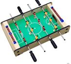<p>This <span>Mini Foosball Table</span> ($26) is a total must have. They can keep score and play with friends.</p>