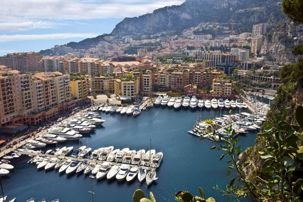 most expensive destination to book a hotel room is monte carlo