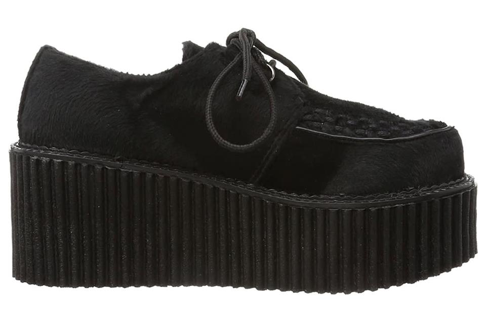 Pleaser, women's creepers