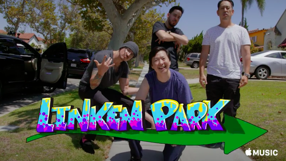 Chester Bennington And Linkin Park Join Ken Jeong For A Posthumous