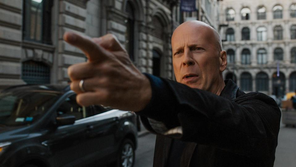 Bruce Willis in 'Death Wish.' (MGM)