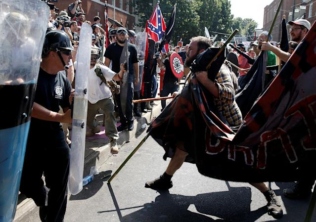 White Nationalism Is As Much Of A Threat To U.S. As ISIS, FBI's Open Investigations Show