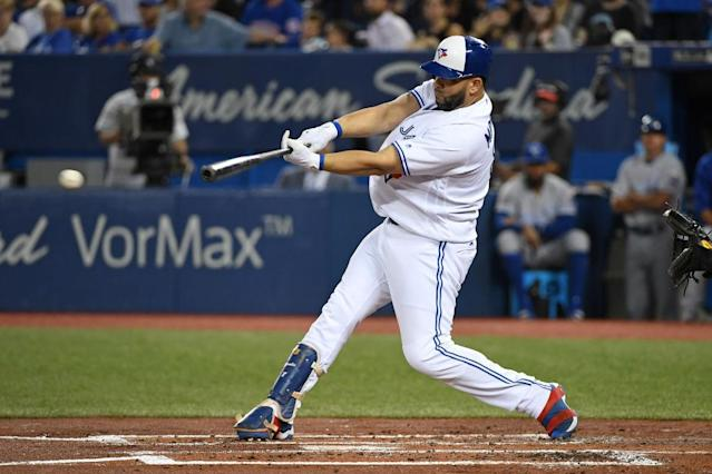 The Kendrys Morales deal has never looked good the Blue Jays, but it's never looked worse than it does now. (Getty Images)