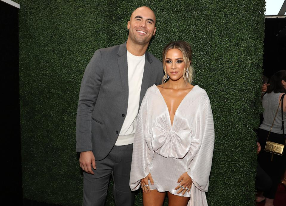 Jana Kramer comments on estranged husband Mike Caussin's cheating.