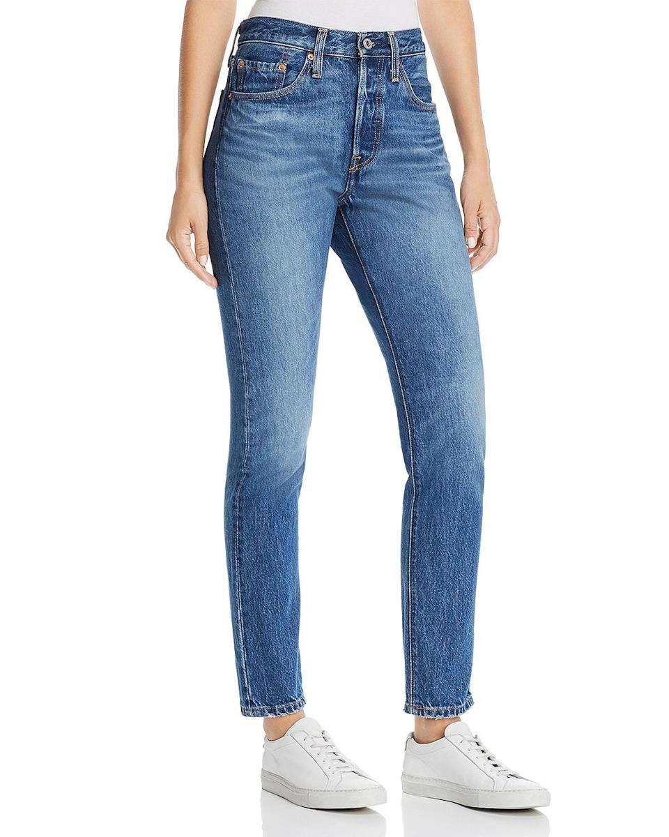 It doesn't get more classic than Levi's 501 jeans.
