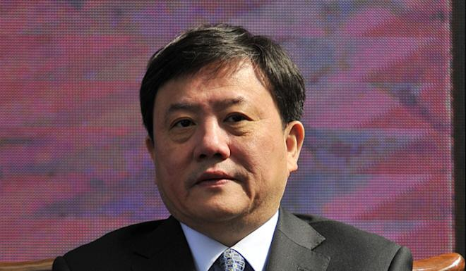 Wu Jianrong, former chairman of Shanghai Airport Authority, was jailed for corruption. Photo: Imaginechina