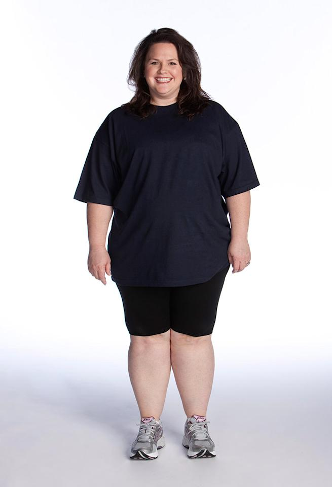 """Tracey Yukich competes on the eighth season of <a href=""""/biggest-loser/show/37103"""">""""The Biggest Loser.""""</a>"""