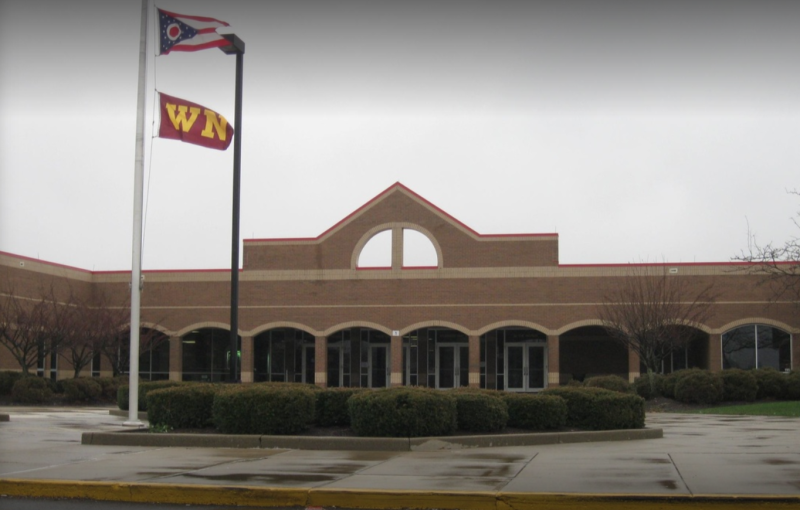A freshman at Westerville North High School is accused of bringing a loaded gun to school. (Photo: Google Maps)