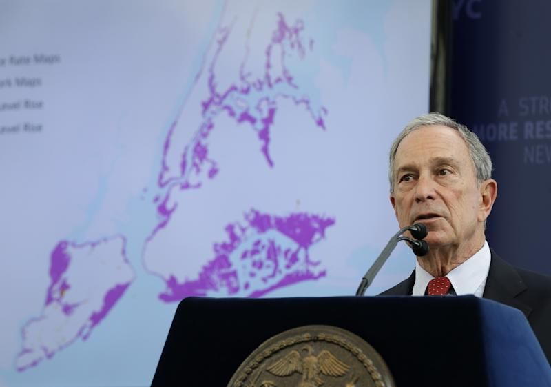 Protecting NYC: mayor's plan, successor's question