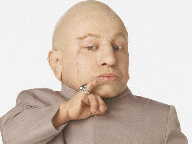 Troyer was best known for his role as Mini-Me. Photo: Austin Powers