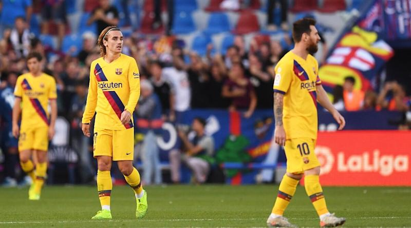 Lionel Messi Reportedly Humiliated Antoine Griezmann In Front of Entire Dressing Room After Barcelona's Disappointing Draw Against Atletico Madrid