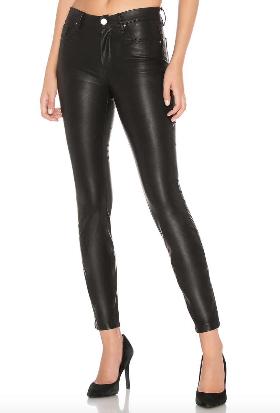 BlankNYC Vegan Leather Pant - Revolve, $98.