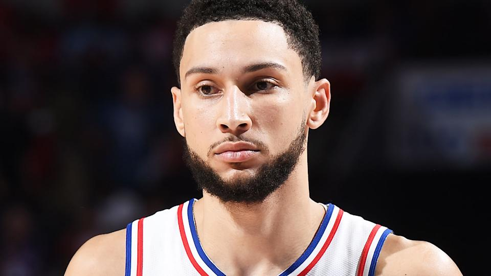 Ben Simmons, pictured here in action for the Philadelphia 76ers during Game 7 of the Eastern Conference Playoffs.