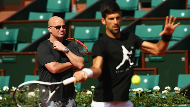 Novak Djokovic is to appoint a second coach, but Andre Agassi will remain the former world number one's head coach