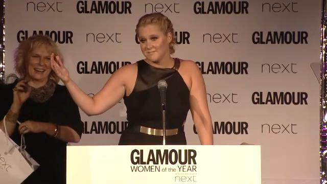 Amy Schumer Defends Her Weight: 'I'm 160 Pounds and Can Catch a D**k Whenever I Want'