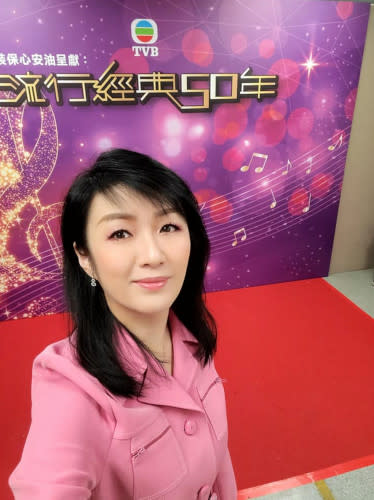 Elaine doesn't mind playing the role of a third party in TVB dramas