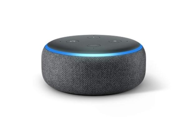 Echo Dot (3rd Gen) - Smart speaker with Alexa. (Photo: Amazon)