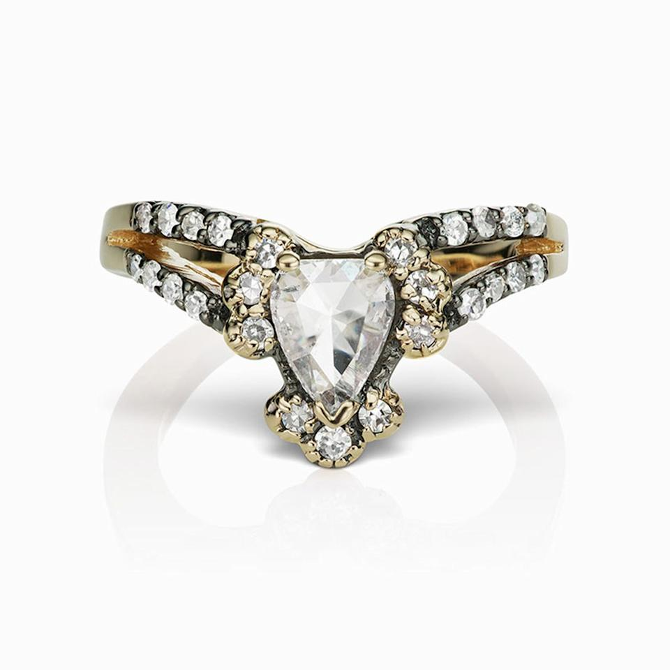 16 Stunning Non Traditional Engagement Rings