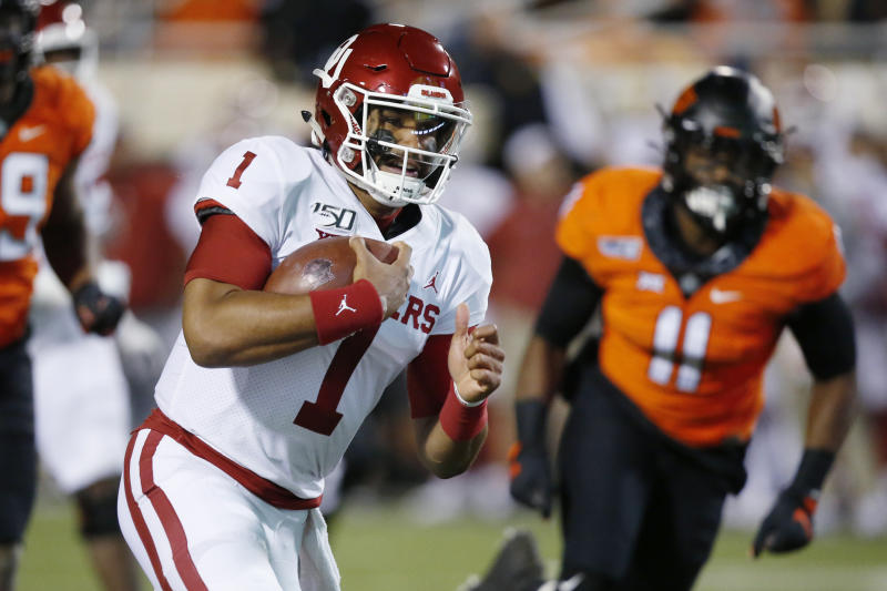 Oklahoma at Oklahoma State Odds, Pick & Betting Prediction 11/30/19