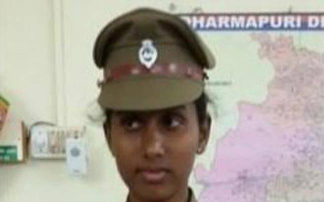 Prithika Yashini, India's first transgender police officer, wins acceptance