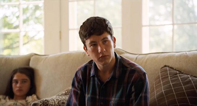 Barry Keoghan in 'The Killing of a Sacred Deer'. (Photo: YouTube)