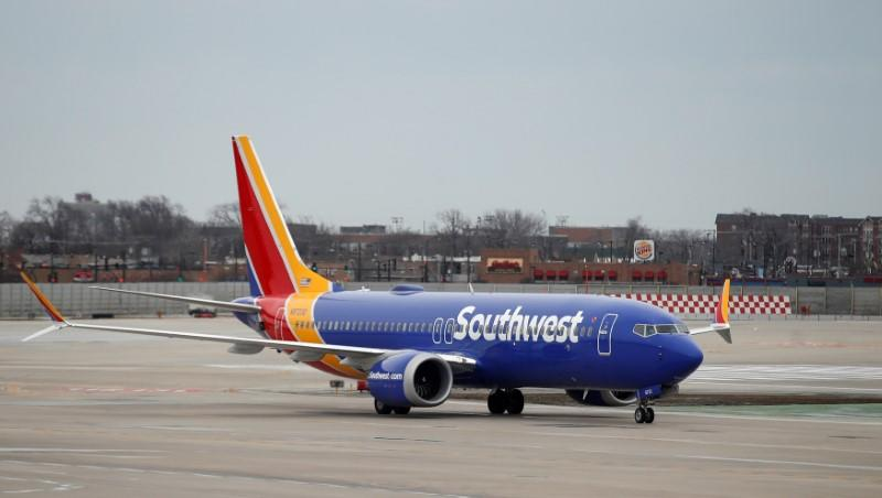 FAA proposes $3.92 million fine against Southwest for alleged weight infractions