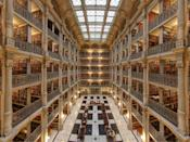 <p>From classical constructs to ultra-modern edifices, here are fifty reasons to apply for a library card stat. </p>
