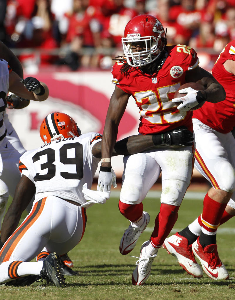 Chiefs remaining humble despite 8-0 start