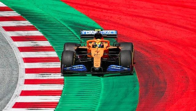 Formula 1 2020: McLaren's Lando Norris says returning straight to racetrack after lengthy break took its toll on him physically