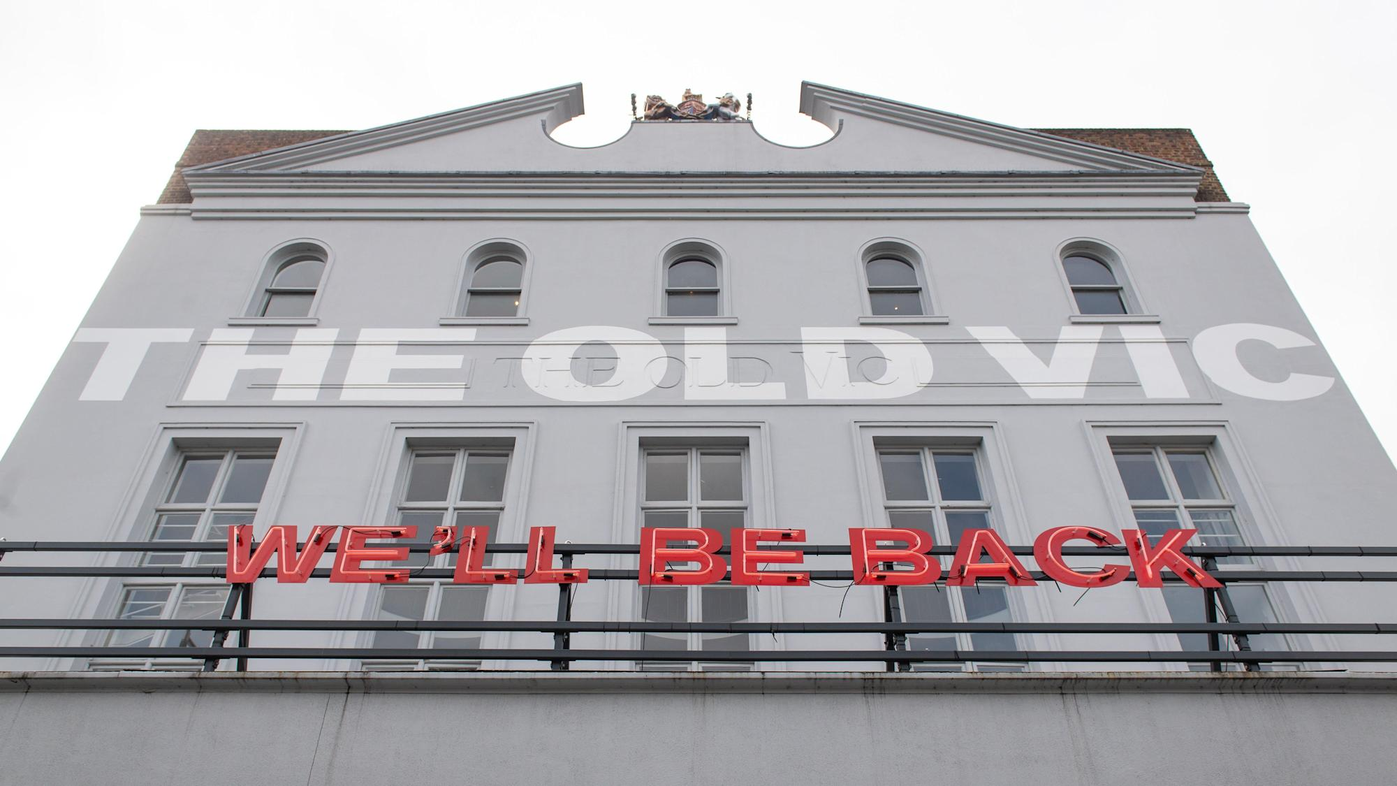 The Old Vic announces its Back Together season