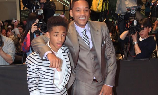 You mad, Jaden?