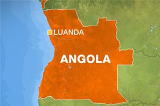 Angolan police teargas opposition protesters