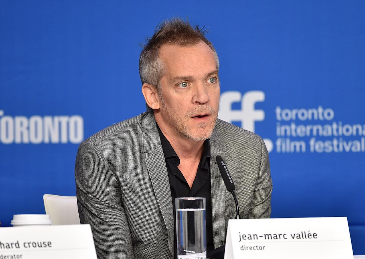 """<p><strong>Jean-Marc Vallée</strong><br />He recently directed the hit HBO series """"Big Littles Lies."""" Photo from Getty Images </p>"""